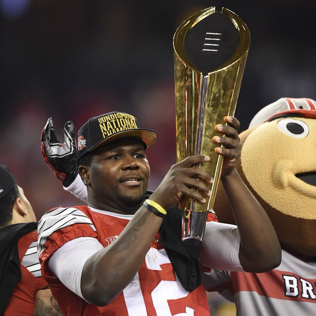 Cardale-Jones-From-third-stringer-to-national-champion.-Photo-Greg-NelsonSI